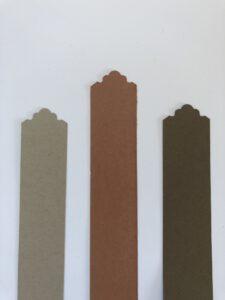 Farbvergleich Zimtbraun