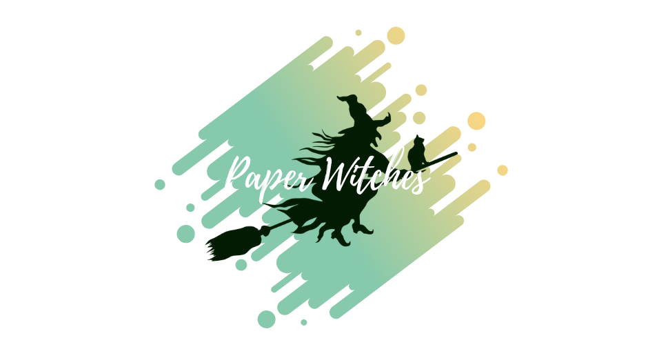 Banner Paper Witches