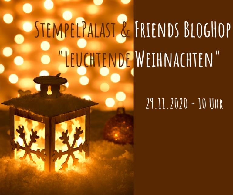 Blog Hop Stempelpalast