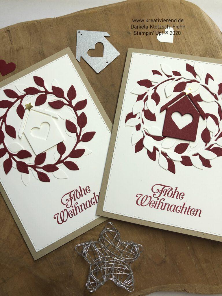 Meine Weihnachtskarten