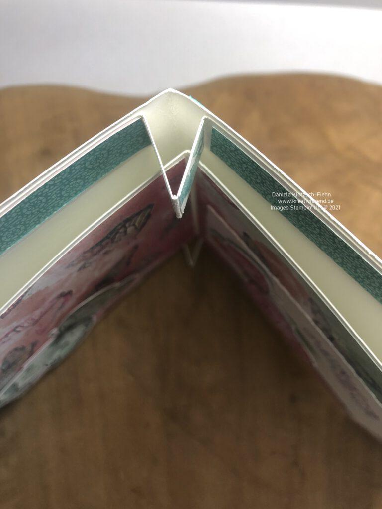 Besondere Kartenform