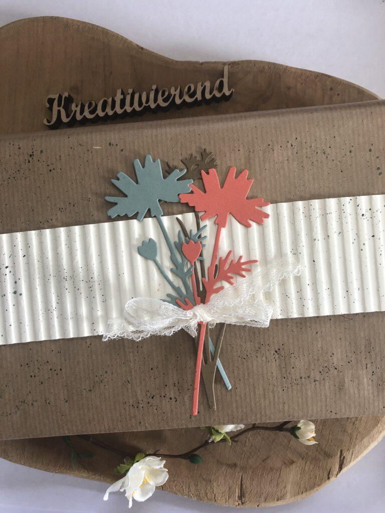 Geschenkverpackung aufwerten